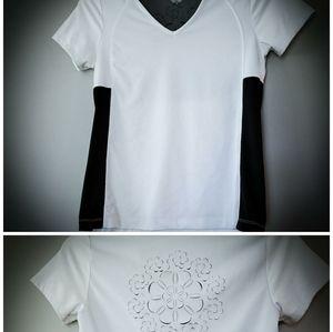 Adorable IZOD golf shirt size medium